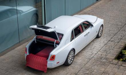 Rolls-Royce clients seek solace in bespoke creativity during 2020