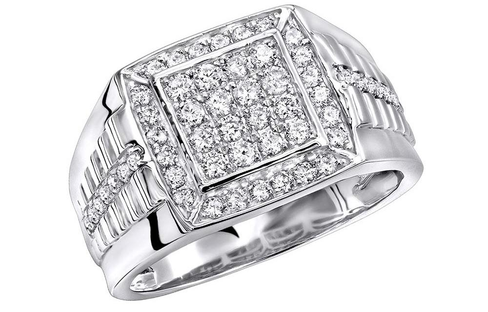 Diamond Rings Style Guide for Men in 2021
