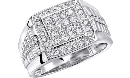 Diamond Rings Style Guide for Men in 2021