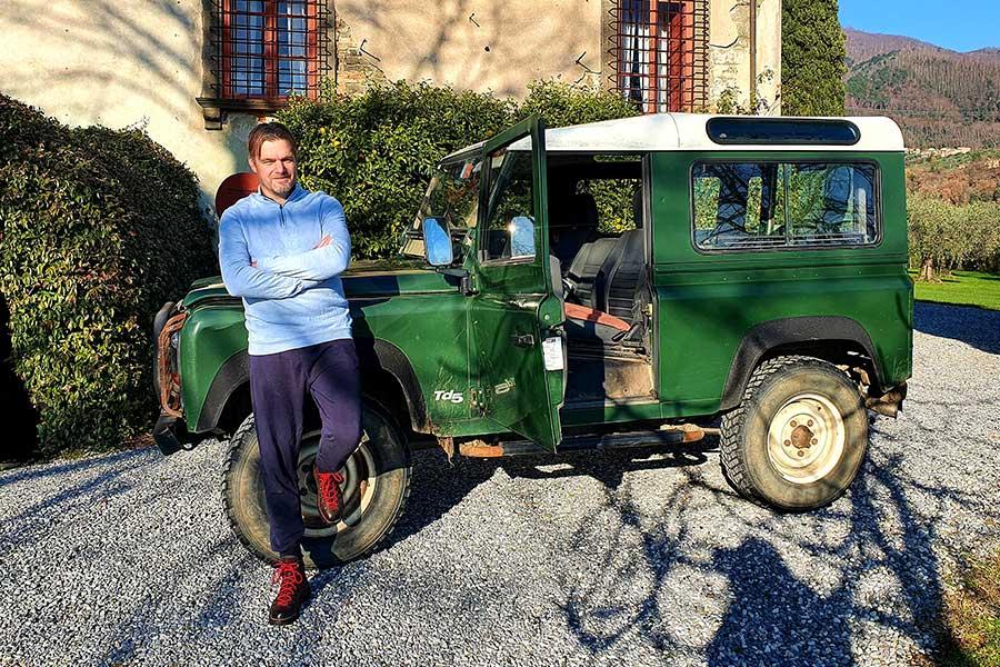Fratelli Borgioli Hiking boots