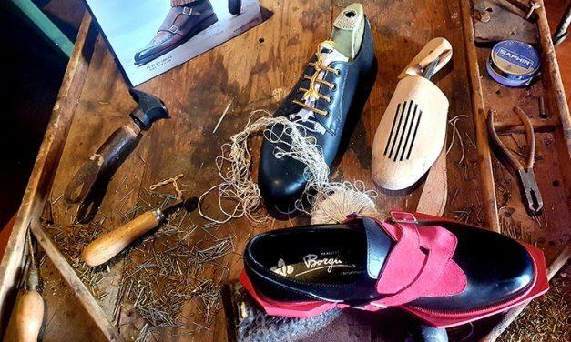 Fratelli Borgioli Shoe Factory Tour – Handcrafted Leather Italian Leather Shoes