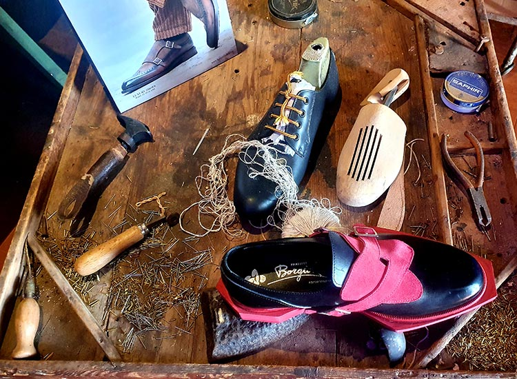 Fratelli Borgioli Shoes - Handcrafted In Italy