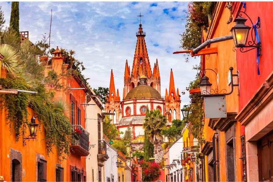 Mexico's San Miguel De Allende
