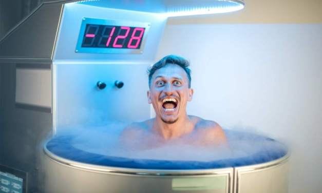 The 7 Health Benefits of Cryotherapy