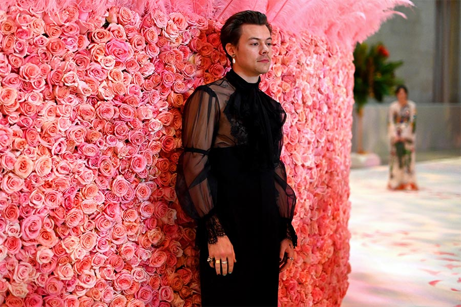 Will We See More Feminine Fashion Trends For Men In 2021?