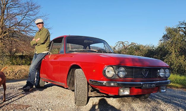 The Lancia Fulvia – Italy's Most Elegant Classic