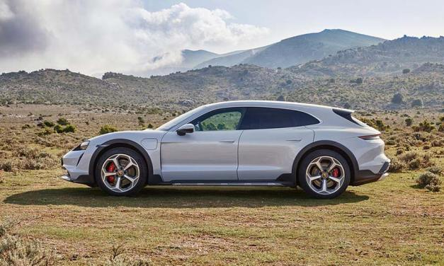 New Porsche Taycan Cross Turismo – The All-Rounder Among Electric Sports Cars
