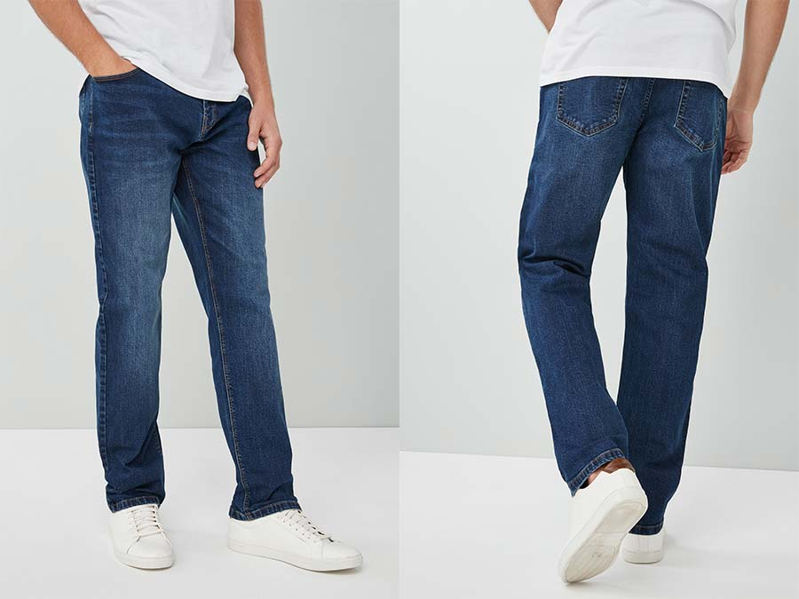 Straight Jeans by Next