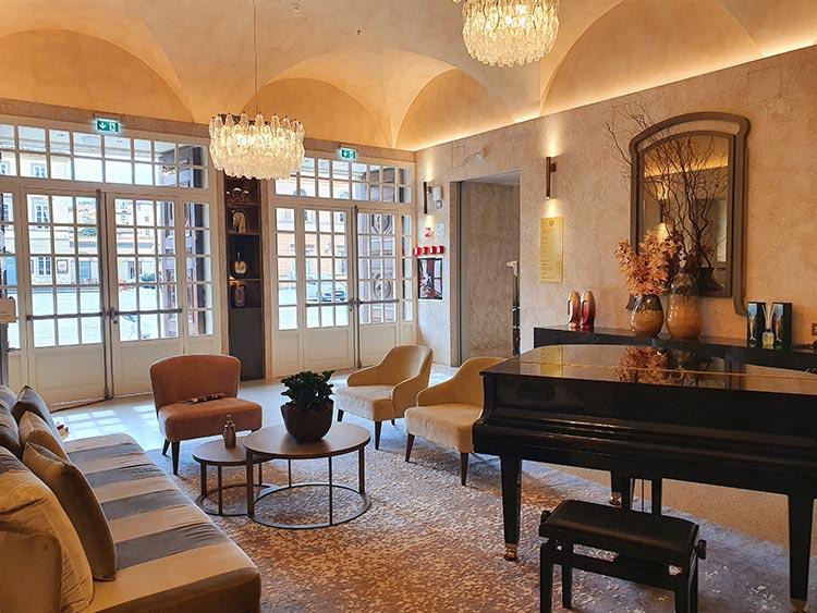 Symphony Lounge Grand Universe Lucca