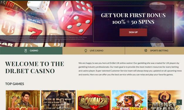 The wonderful Dr.Bet casino – Try a new club