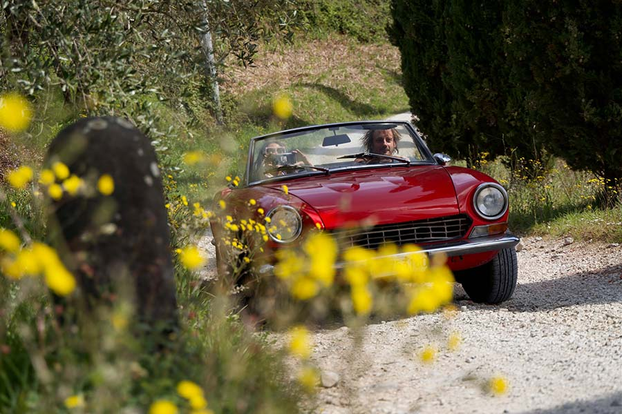 Fiat 500, Balilla & Spider The Classic Cars of the Day