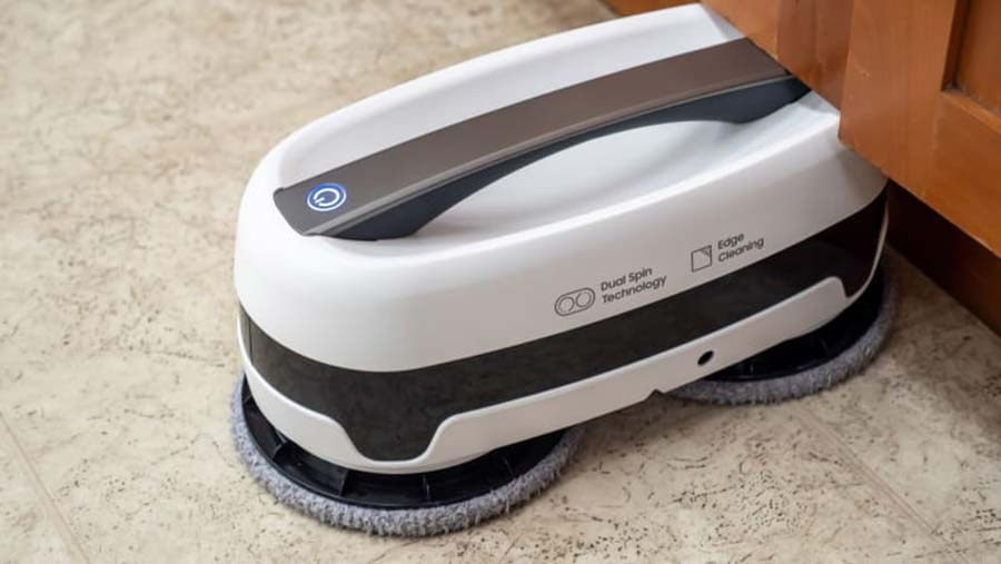 Samsung jetbot mop review