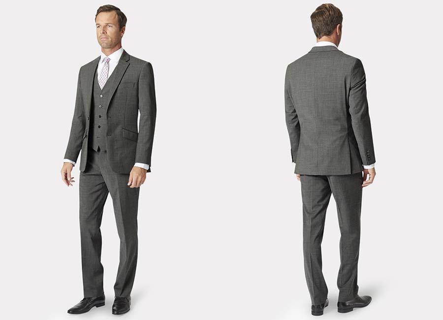 Avalino Grey Suit