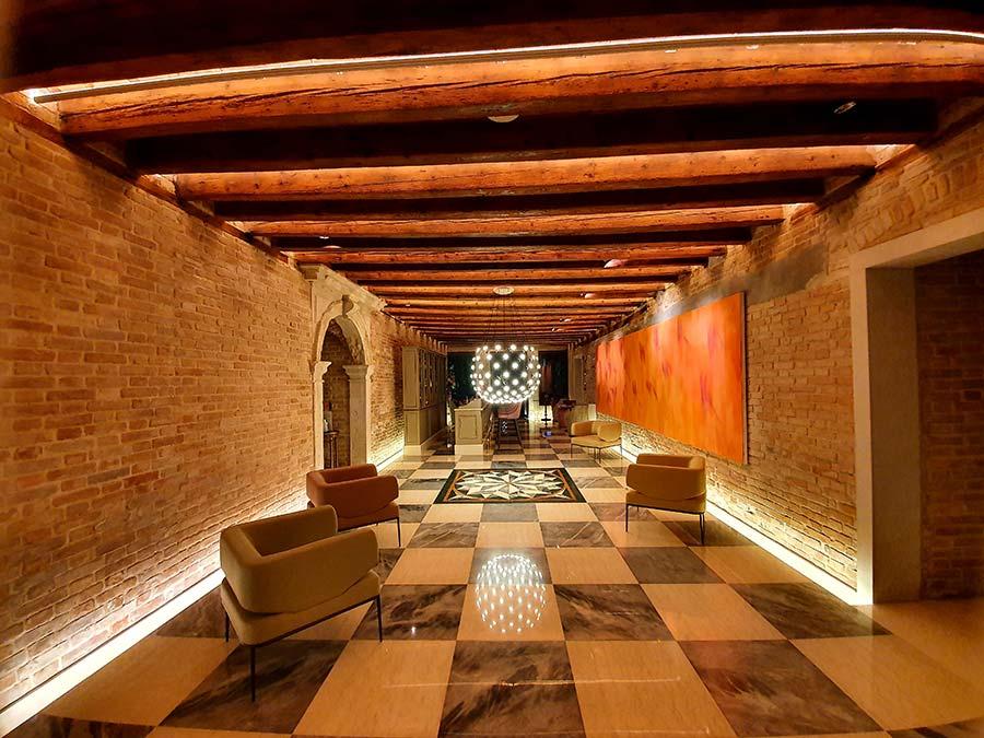 Palazzo Heureka Venice 16th Century hotel 2021 (11)