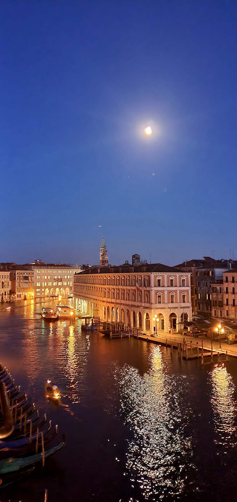 Venetian Palace - Ca' Sagredo Hotel Grand Canal Venice Italy (7)