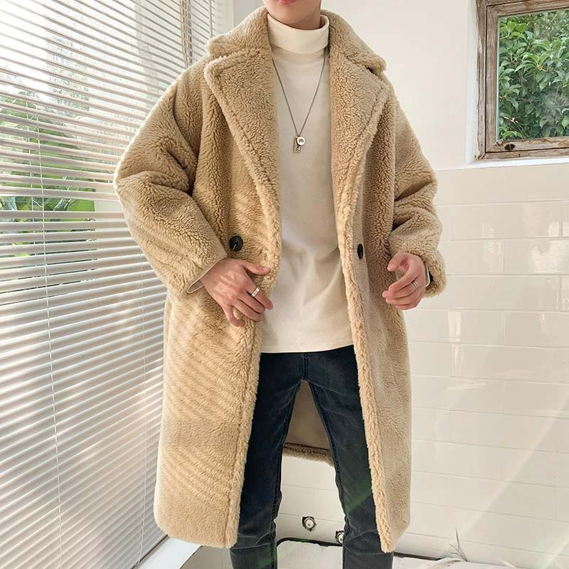 Fanfreakz ovesized coat