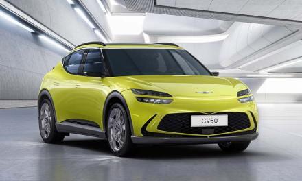 Genesis GV60 Electric Car Revealed – Interior & Exterior Details