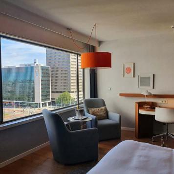 Hilton Rotterdam - City Shopping Review Holland (10)