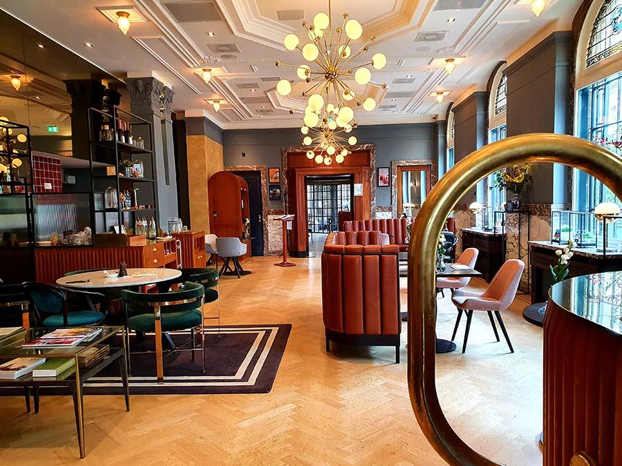 Hotel Indigo The Hague - Palace Noordeinde revisado