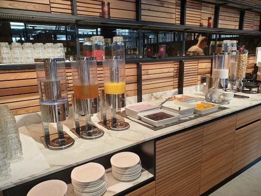 Inntel Hotels Amsterdam Landmark breakfast