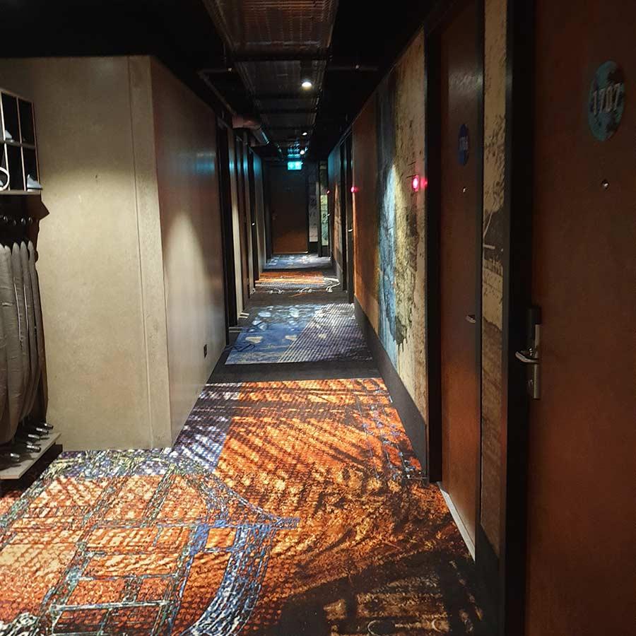 Inntel Hotels Amsterdam Landmark coridor