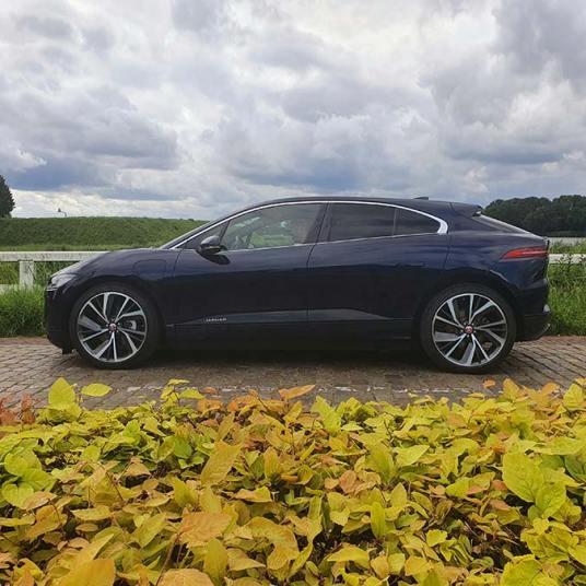 Jaguar IPACE SUV Holland review (2)