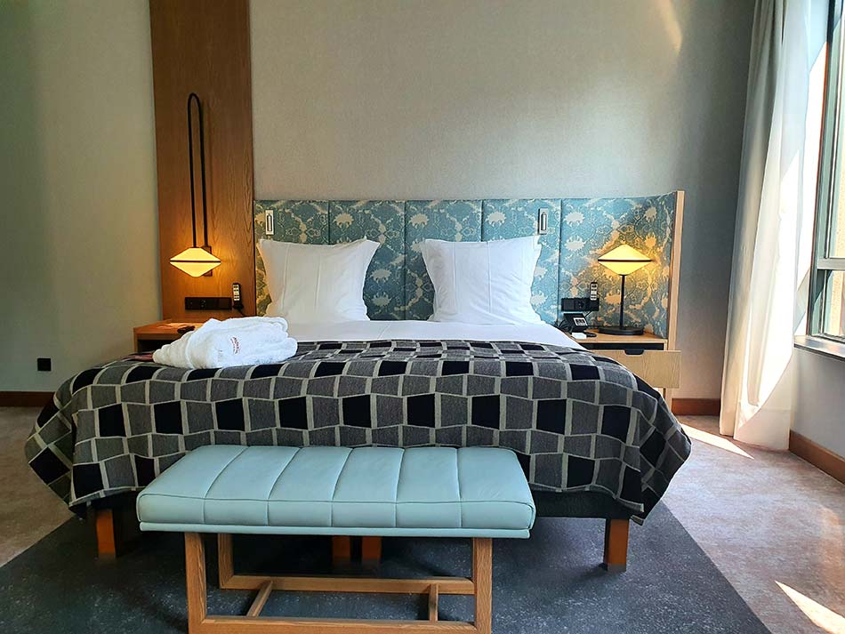 Movenpick The Haag Sleep room sleeproom