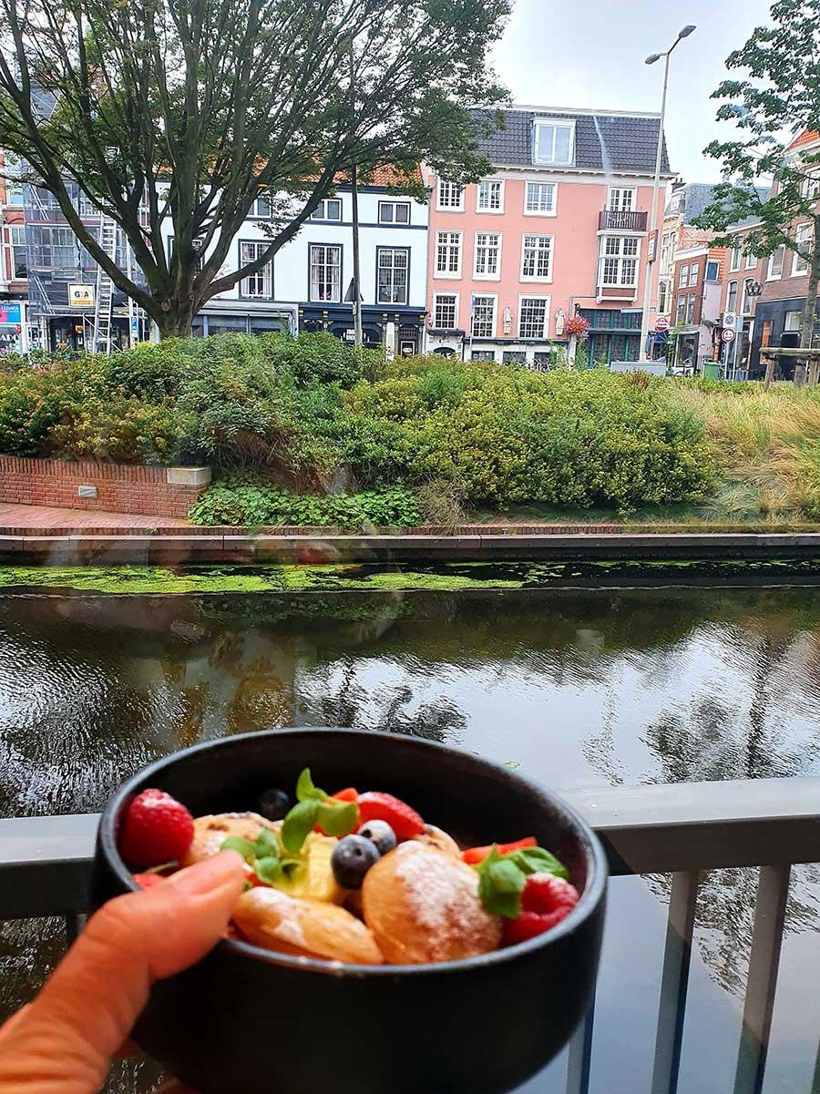 Hilton The Hague Breakfast Pearl Bar (1)
