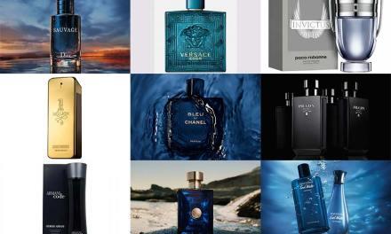 The Top 10 Most Googled Men's Fragrances of 2021