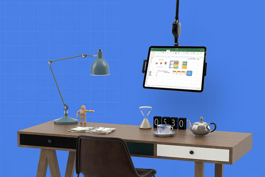 Are Magnetic Tablet Holders the Way of the Future?