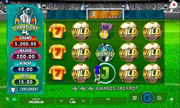 3 Best Online slots for Sports Lovers