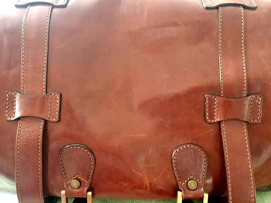 The Maxwell Scott FleroM Bag - Review After Five Years Of Use