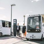 Welcome a New Hydrogen-Powered Self-Driving Vehicle by Auve Tech
