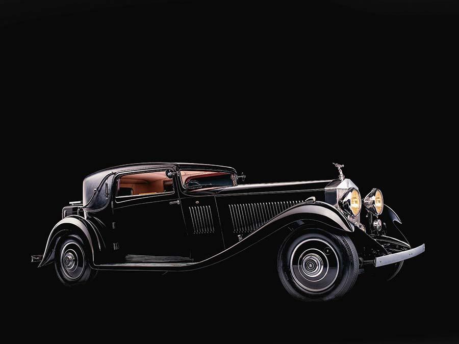 1933 – Phantom II Continental (94MY)