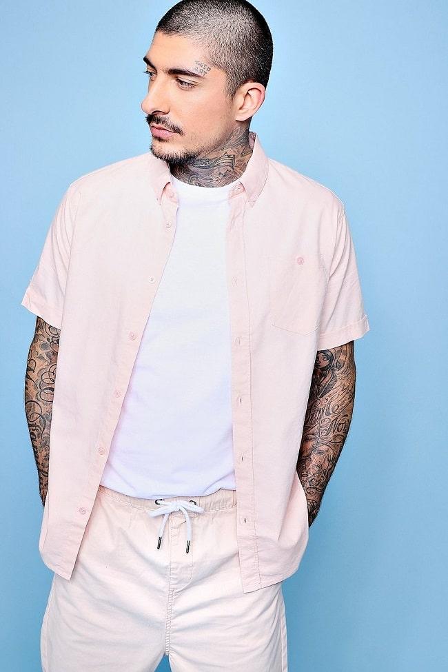 Pink Menswear