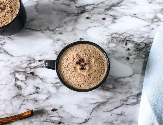 hot chocolate recipe feature image