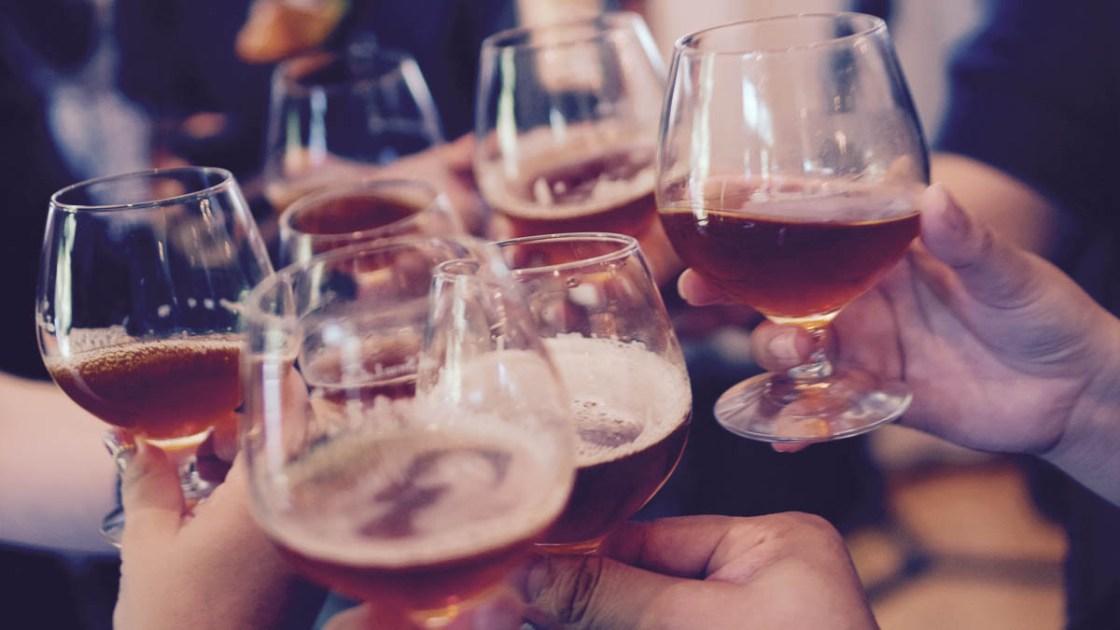 Ich alkohol von bin abhängig Bin ich