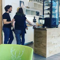 Der erste Tag im Mental Health Café