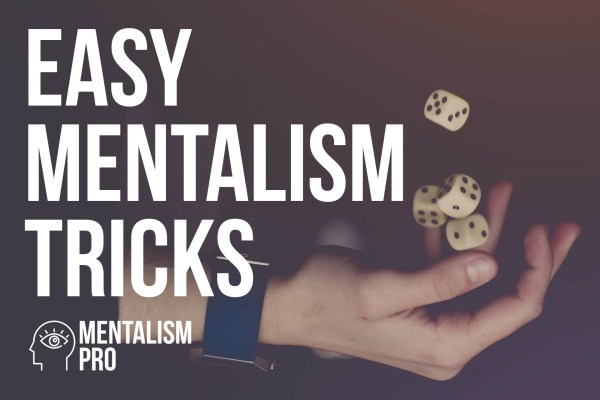 easy mentalism tricks for beginners