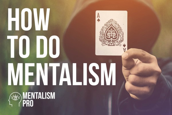 how to do mentalism