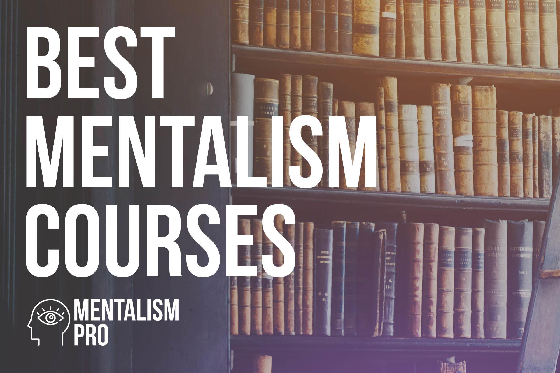 Top 3 Mentalism Courses - Reviews & Guide 2021 - MentalismPro