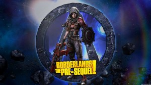Borderlands the Pre-Sequel - Athena Wallpaper