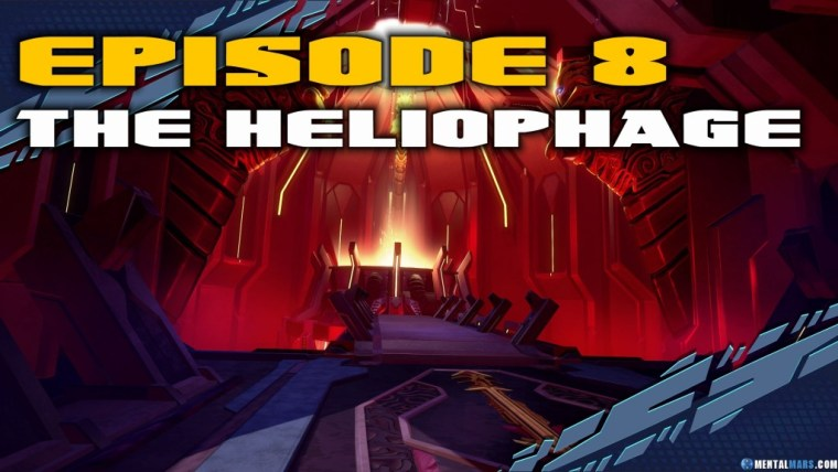Battleborn Story Mode Episode 8 The Heliophage