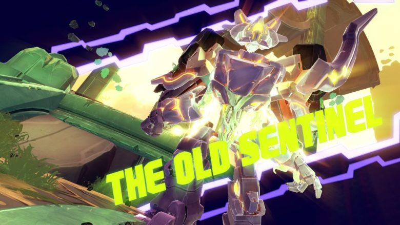 The Old Sentinel