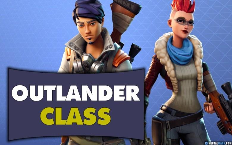 Fortnite Outlander Class