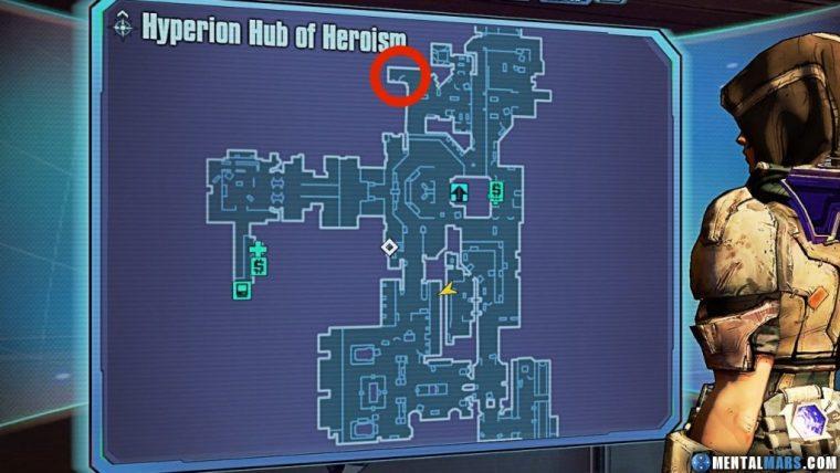 Meg Farm Location Torrent - Borderlands The Pre-Sequel
