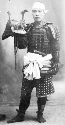 Japanese-Warriors-in-the-middle-late-1800s-17