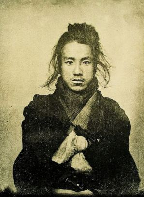 Japanese-Warriors-in-the-middle-late-1800s-20