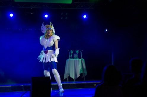 Cristal il Cigno (gara cosplay)