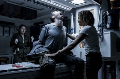 Alien: Covenant - Frame video